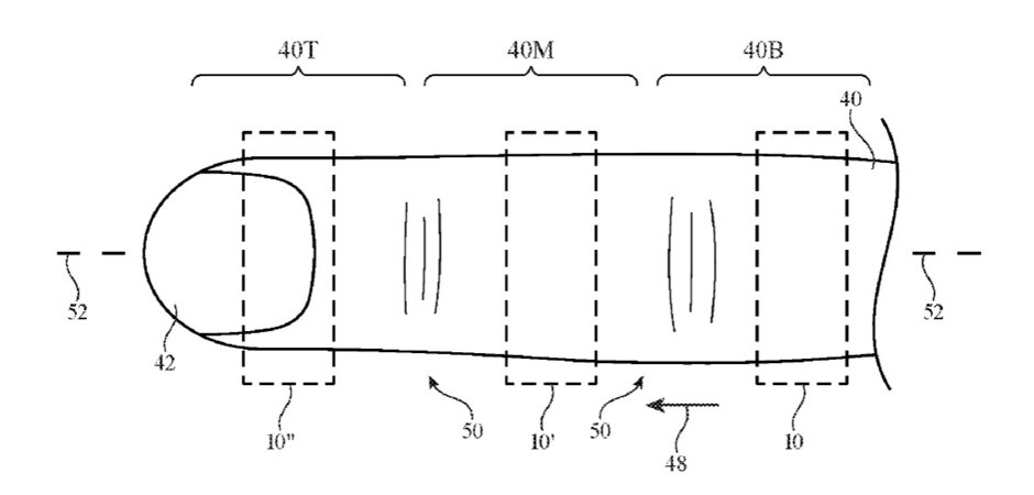專利申請揭示了蘋果眼鏡用戶在可穿戴設備上可能需要的配件