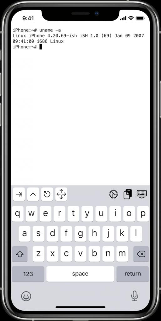 Unix shell應用程序的iOS威脅刪除,但蘋果撤回了決定