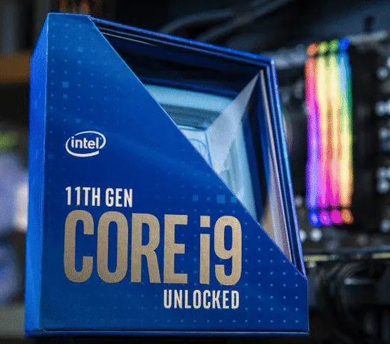 Geekbench單核測試,英特爾酷睿i9-11900K超越AMD銳龍9 5950X